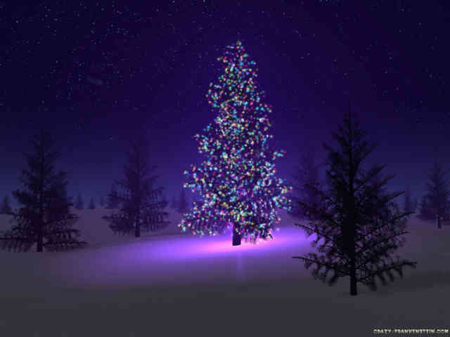 Christmas Tree Wallpaper | FREE Christmas Tree Wallpaper | Christmas Wallpapers | #25