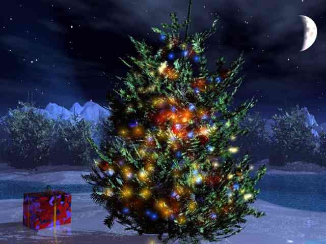 Christmas Tree Wallpaper | FREE Christmas Tree Wallpaper | Christmas Wallpapers | #33