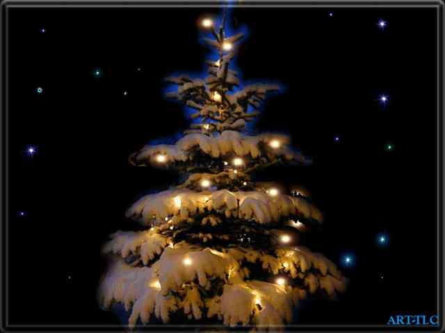 Christmas Tree Wallpaper | FREE Christmas Tree Wallpaper | Christmas Wallpapers | #37