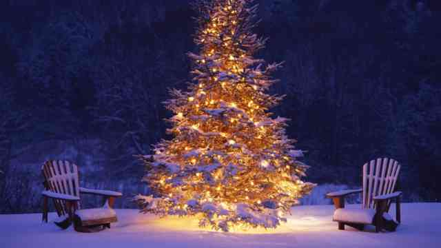 Christmas Tree Wallpaper | FREE Christmas Tree Wallpaper | Christmas Wallpapers | #4
