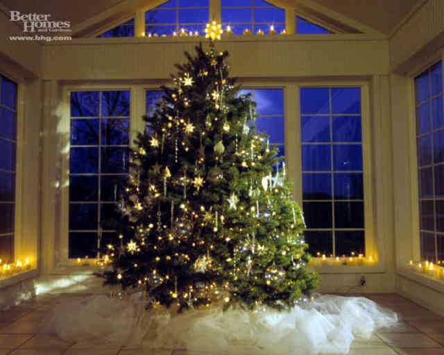 Christmas Tree Wallpaper | FREE Christmas Tree Wallpaper | Christmas Wallpapers | #8