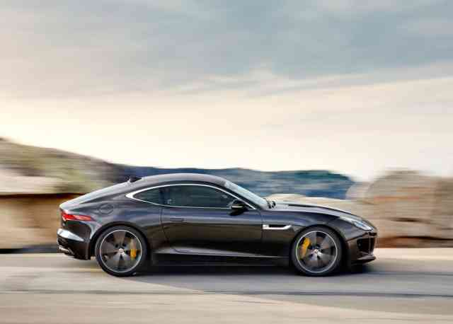 Jaguar F Type R | Jaguar Car | Black Jaguar F Type R | Jaguar Wallpapers | #8