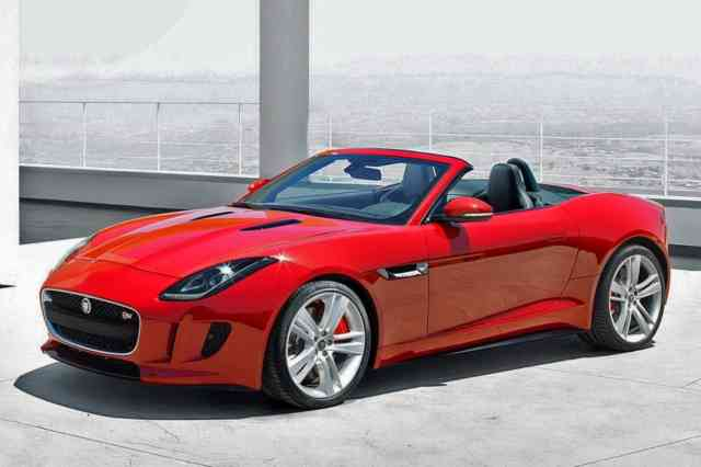 Jaguar F Type R | Jaguar Car | RED Jaguar F Type R | Jaguar Wallpapers | #14