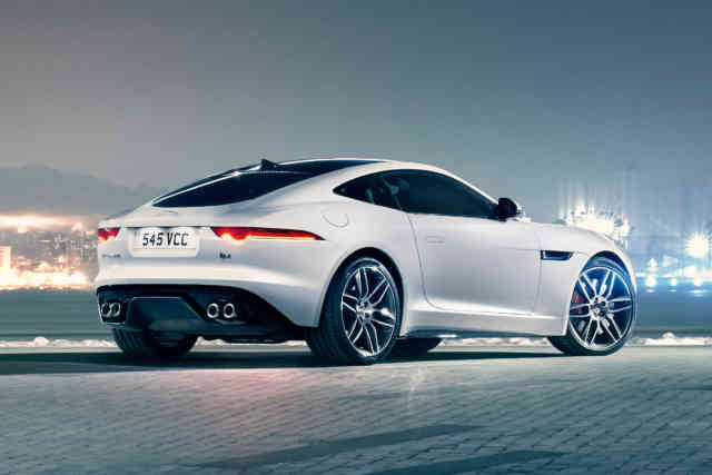 Jaguar F Type R Jaguar Car White Jaguar F Type R Jaguar