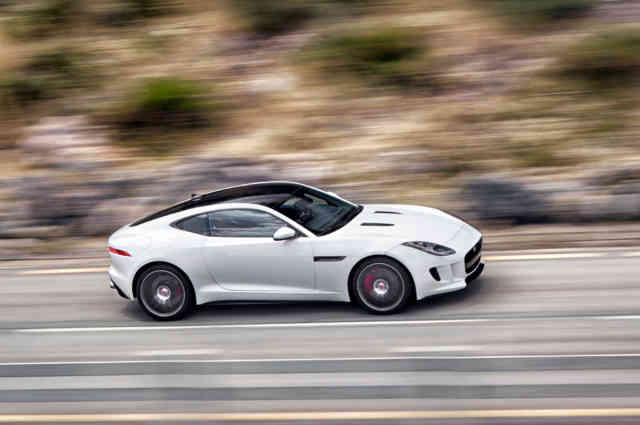 Jaguar F Type R | Jaguar Car | White Jaguar F Type R | Jaguar Wallpapers | #5