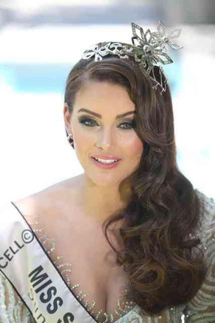Rolene Strauss African Beauty | Miss Monde 2014 | Miss 2014 | #18
