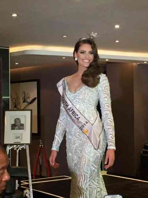 Rolene Strauss African Beauty | Miss Monde 2014 | Miss 2014 | #25