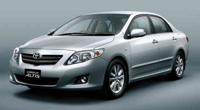 Toyota Corolla Altis | Toyota Corolla Images - Wallpapers | #1