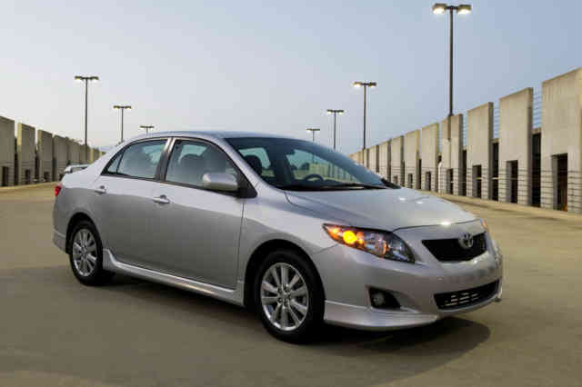 Toyota Corolla Altis | Toyota Corolla Images - Wallpapers | #2
