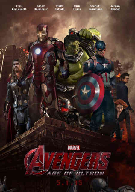 Good New Movies AVENGERS: Age of Ultron | Best New Movies | Great New Movies | #16