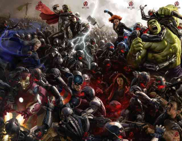 Good New Movies AVENGERS: Age of Ultron   Best New Movies   Great New Movies   #4