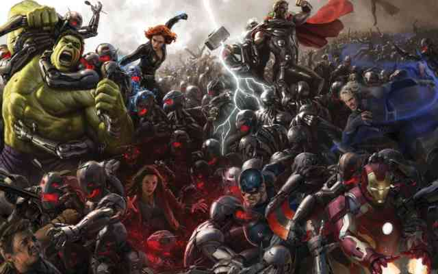 Good New Movies AVENGERS: Age of Ultron | Best New Movies | Great New Movies | #6