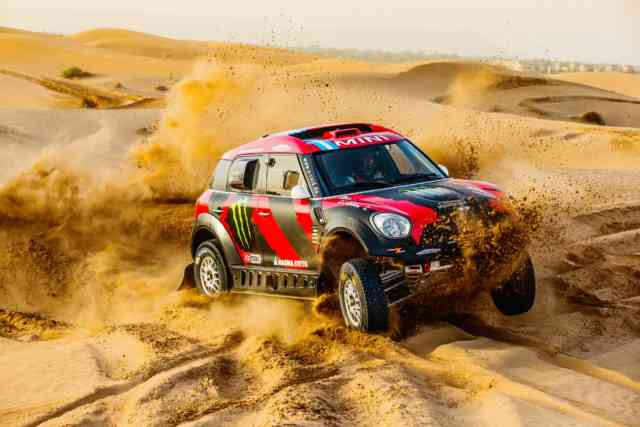 Rally Cars | 2015 Rally car Dakar | Rally wallpapers | #24