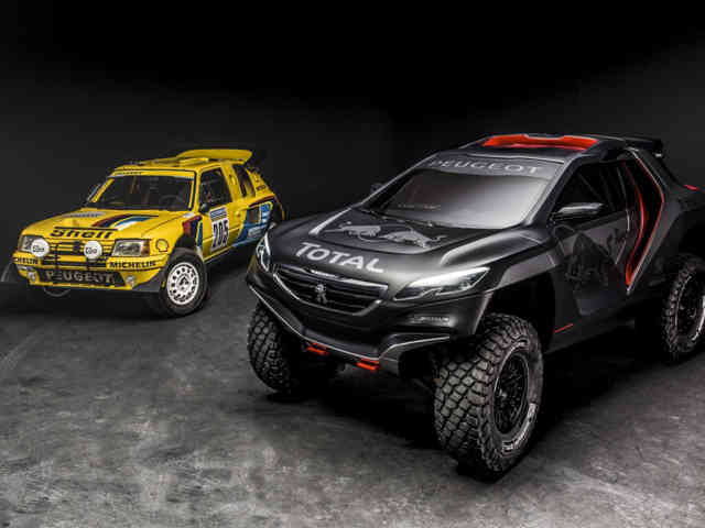 Rally Cars | 2015 Rally car Dakar | Rally wallpapers | #1