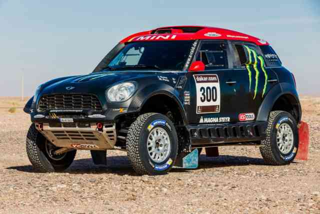Rally Cars | 2015 Rally car Dakar | Rally wallpapers | #11
