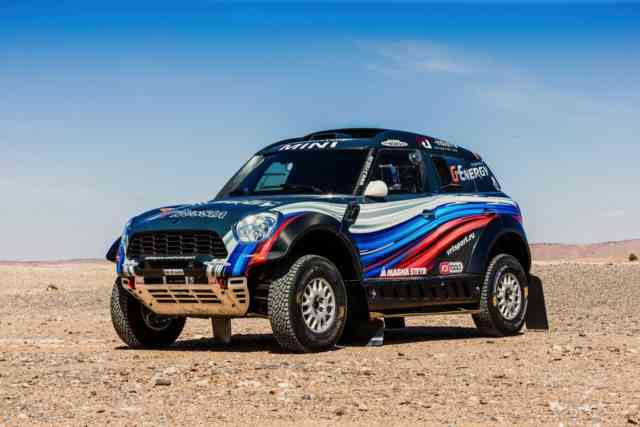 Rally Cars | 2015 Rally car Dakar | Rally wallpapers | #12