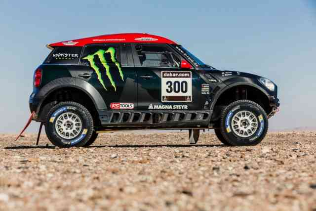 Rally Cars | 2015 Rally car Dakar | Rally wallpapers | #14