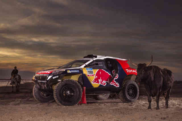 Rally Cars | 2015 Rally car Dakar | Rally wallpapers | #16