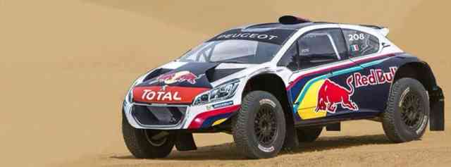 Rally Cars | 2015 Rally car Dakar | Rally wallpapers | #18