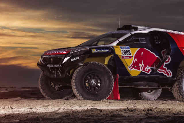 Rally Cars | 2015 Rally car Dakar | Rally wallpapers | #3