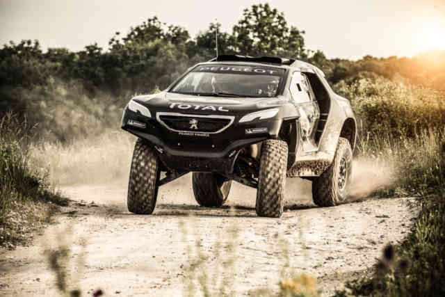 Rally Cars | 2015 Rally car Dakar | Rally wallpapers | #7