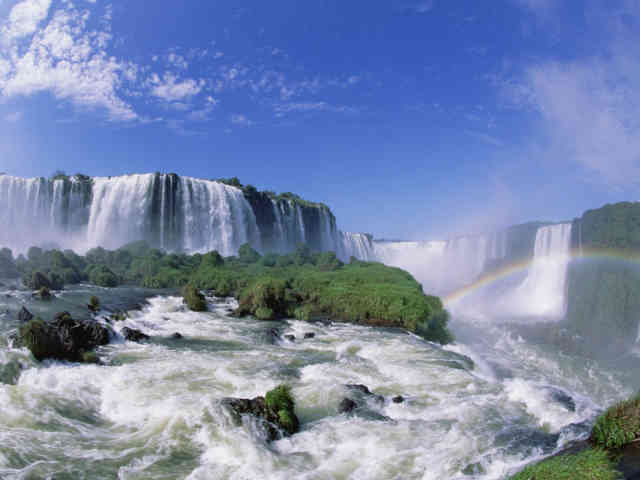 Argentina Waterfalls | Waterfall | Waterfalls wallpapers | #18