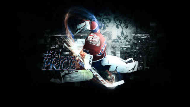 Carey Price Wallpapers | Montreal Habs | Montreal Hockey | #11
