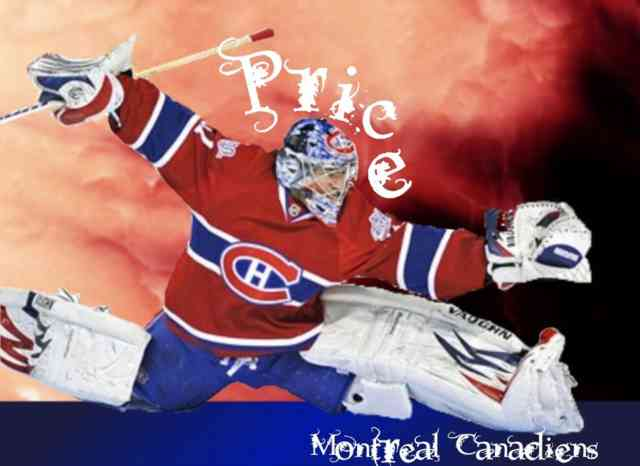 Carey Price Wallpapers | Montreal Habs | Montreal Hockey | #13