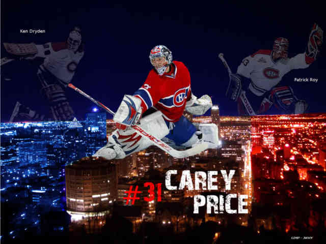 Carey Price Wallpapers | Montreal Habs | Montreal Hockey | #17