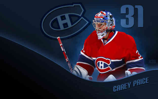 Carey Price Wallpapers | Montreal Habs | Montreal Hockey | #21