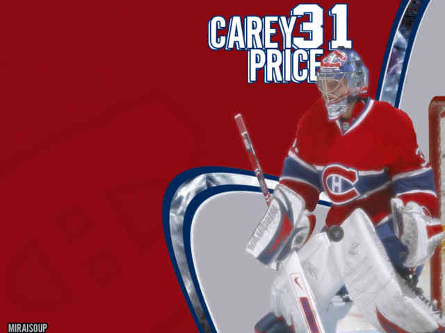 Carey Price Wallpapers | Montreal Habs | Montreal Hockey | #22