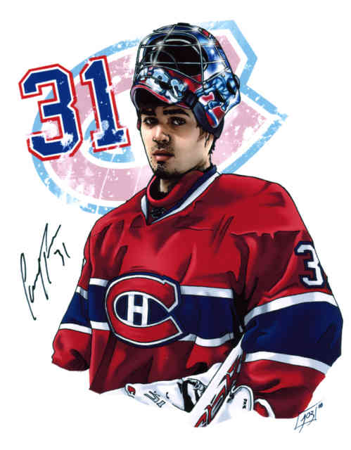 Carey Price Wallpapers | Montreal Habs | Montreal Hockey | #27
