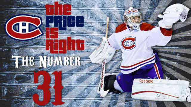 Carey Price Wallpapers | Montreal Habs | Montreal Hockey | #29