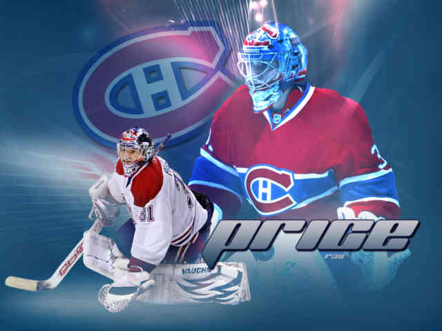 Carey Price Wallpapers | Montreal Habs | Montreal Hockey | #3