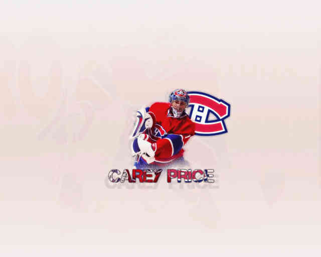 Carey Price Wallpapers | Montreal Habs | Montreal Hockey | #30