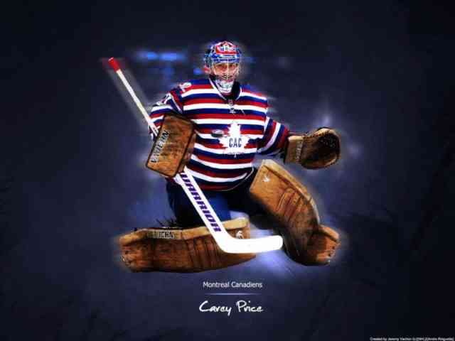 Carey Price Wallpapers | Montreal Habs | Montreal Hockey | #31