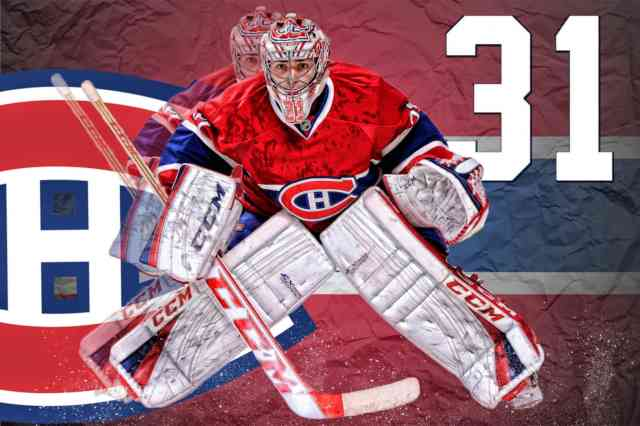 Carey Price Wallpapers | Montreal Habs | Montreal Hockey | #4