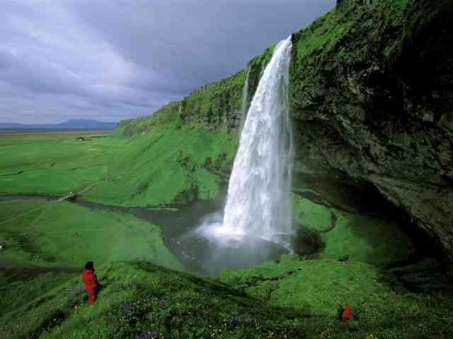 Famous Waterfalls | Nature Wallpapers | #6
