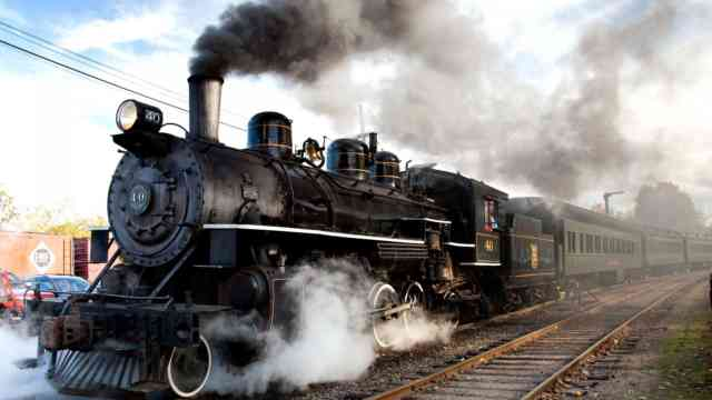 HD Train pictures | Train HD wallpapers | Model trains | #2