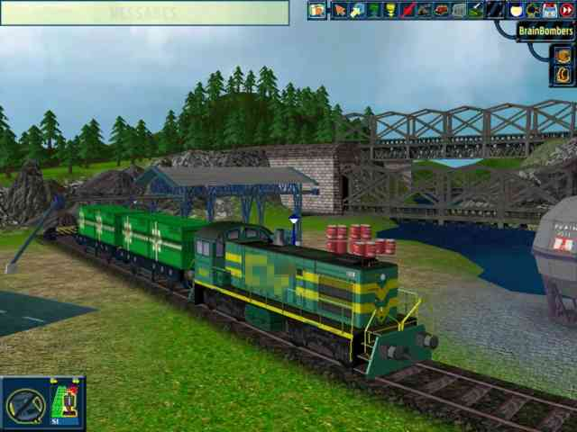 Train Games pictures | Train wallpapers | Model trains | #11