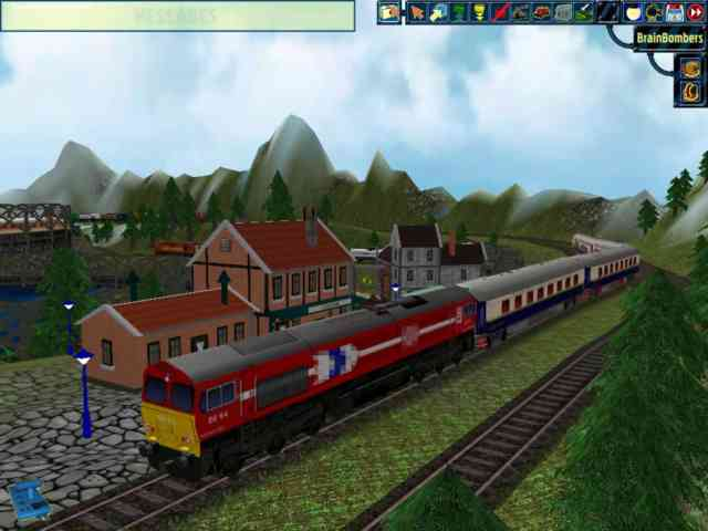 Train Games pictures | Train wallpapers | Model trains | #16