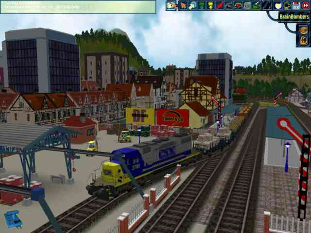 Train Games pictures   Train wallpapers   Model trains   #17