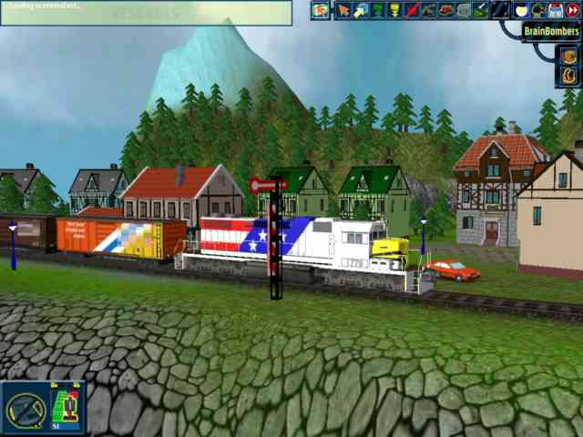 Train Games pictures   Train wallpapers   Model trains   #18