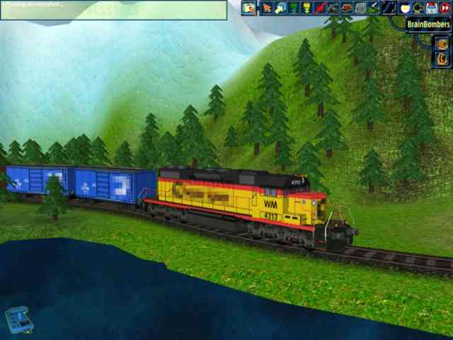 Train Games pictures | Train wallpapers | Model trains | #2