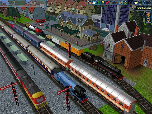 Train Games pictures | Train wallpapers | Model trains | #6