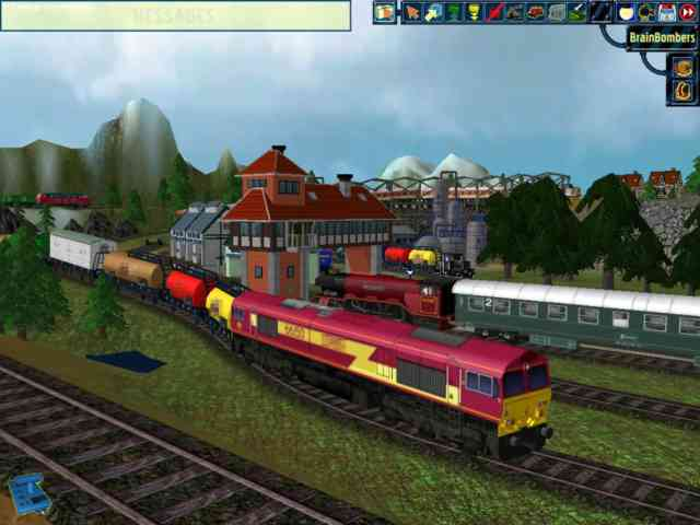 Train Games pictures | Train wallpapers | Model trains | #9