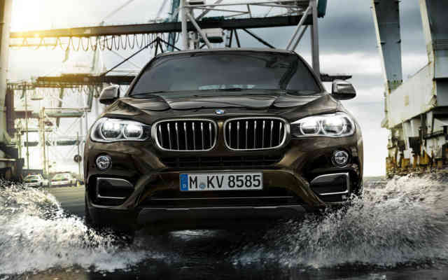 2015 BMW X6 HD Resolutions BMW Wallpapers | #1