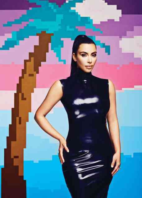 2015 March Pictures Kim Kardashian | Kim Kardashian Wallpapers | #1