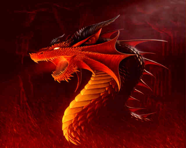 Images of Dragons   #1