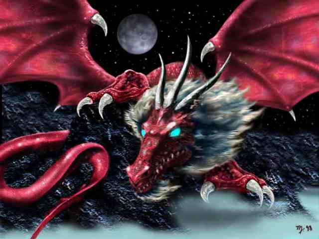 Images of Dragons   #11